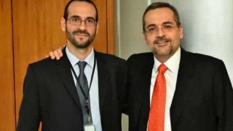 Arthur Weintraub acionará jornalista que chamou irmão de 'terrorista'