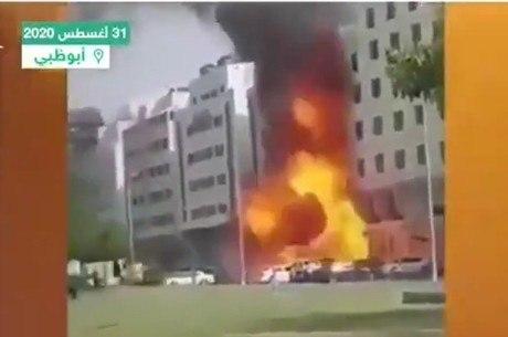Emirados Árabes registram duas explosões antes de visita israelense