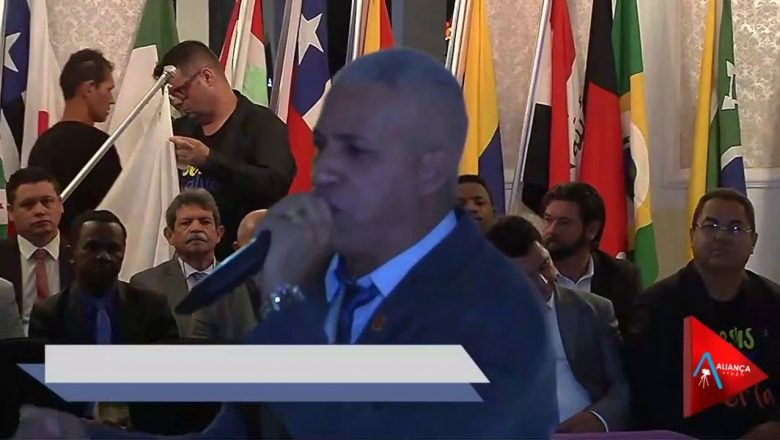 Pastor Júnior Trovão