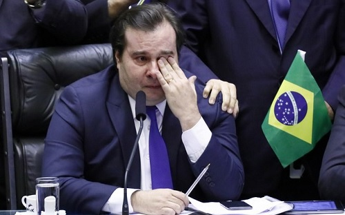 Pai de Rodrigo Maia é condenado por improbidade administrativa