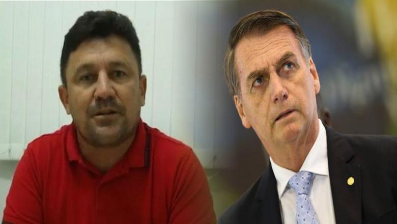 """Vereador diz que vai matar Bolsonaro e depois pede desculpas: """"Reconheço que errei"""""""