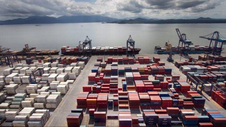 Balança comercial registra superávit de US$ 41 bilhões