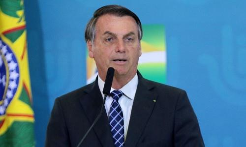 Bolsonaro revela: tem candidatos a prefeito em São Paulo, Manaus e Santos