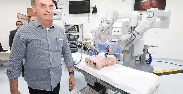 Bolsonaro trocou de cirurgião após descobrir que o médico já proferiu críticas contra ele