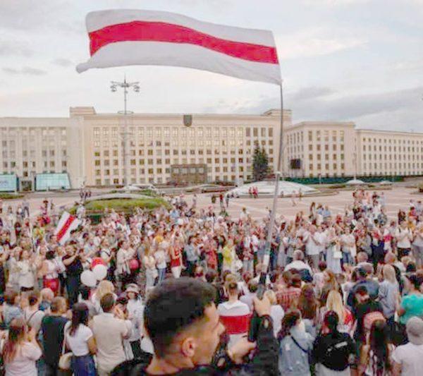 Cristãos são presos na Bielorrússia e governo ameaça tirar crianças dos pais