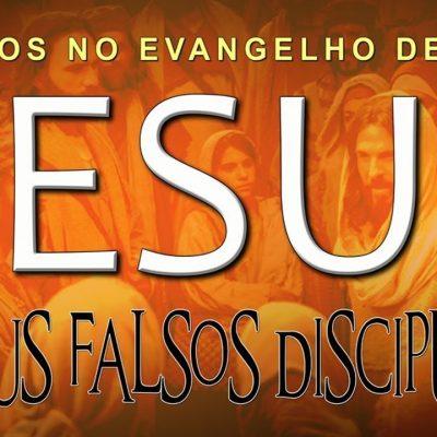 Jesus e seus FALSOS DISCÍPULOS (Evangelho de João) 28 – Jo 6:51-66