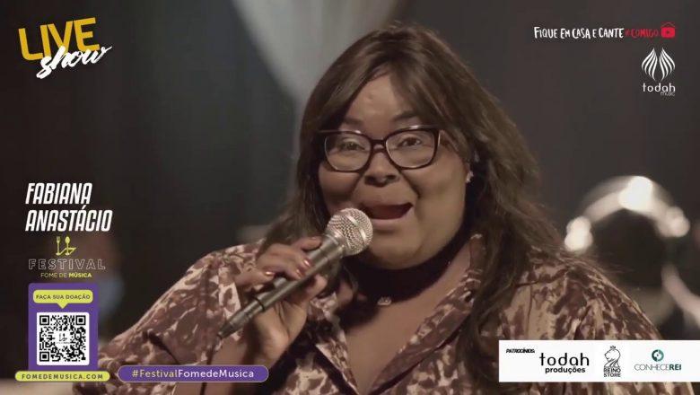 Fabiana Anastácio | Tempo de Cantar [Live Session]