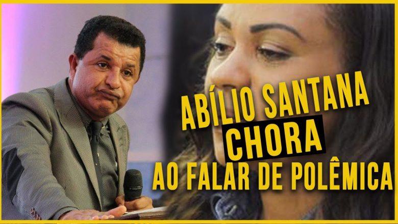 Abílio Santana quebra o silêncio sobre Isa Reis