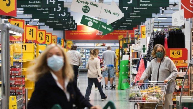 Mercados britânicos já limitam compras por medo de segunda onda de Covid