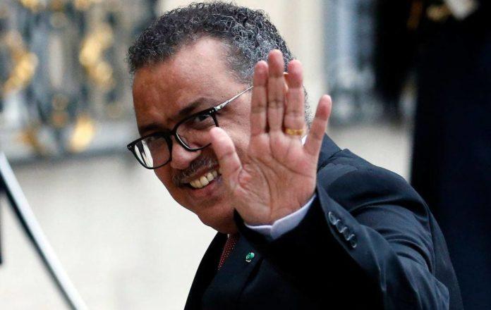 OMS apoia reabertura de economias, afirma diretor-geral da organização