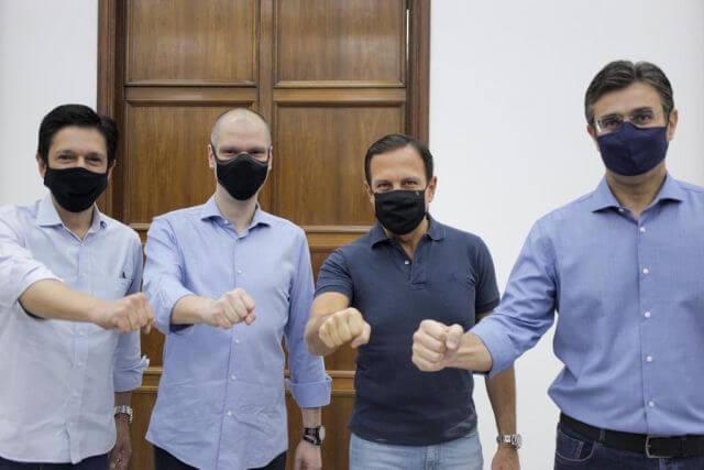 PSDB oficializa Bruno Covas como candidato à reeleição em São Paulo