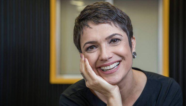 SBT deseja colocar Sandra Annenberg no lugar de Rachel Sheherazade