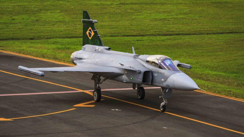 Veja detalhes do Gripen, novo jato supersônico da Força Aérea Brasileira