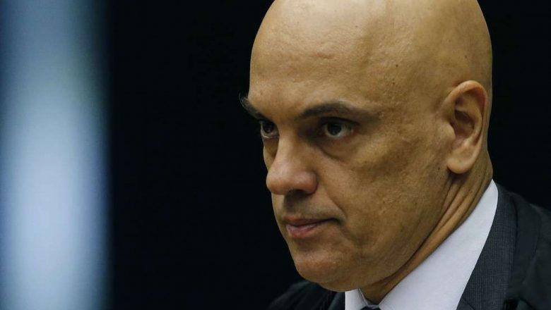 Alexandre de Moraes é o novo relator do inquérito sobre acusações de Moro contra Bolsonaro