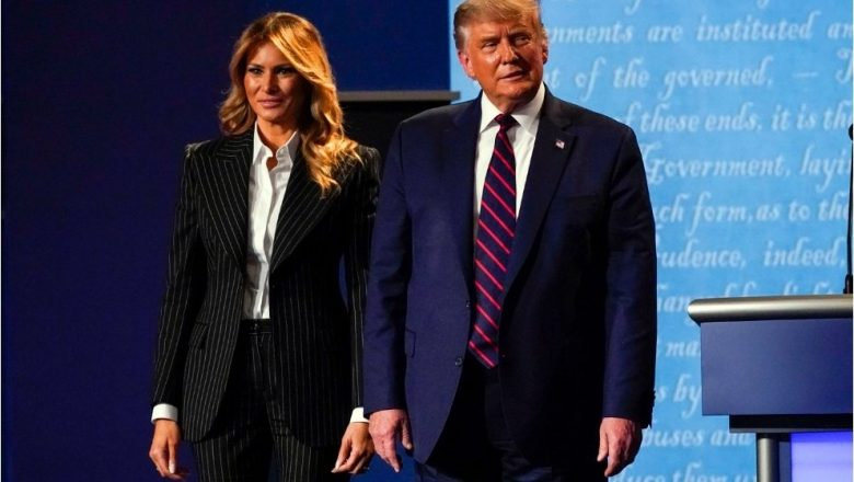 Após assessora testar positivo, Melania e Trump fazem testes de covid-19