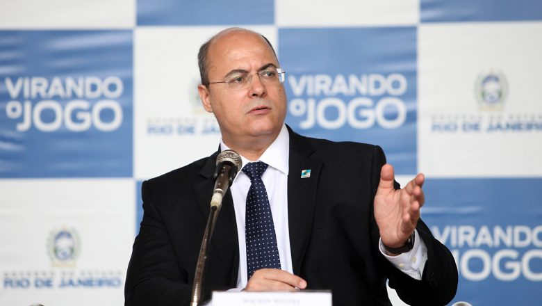 Caso Witzel: Plenário virtual do STF analisará novo pedido contra impeachment do governador