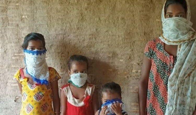 Cristã falece e deixa quatro filhos pequenos na Índia