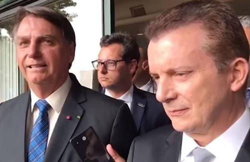 Eleições 2020: Bolsonaro se dispõe a ajudar o 'amigo' Russomanno