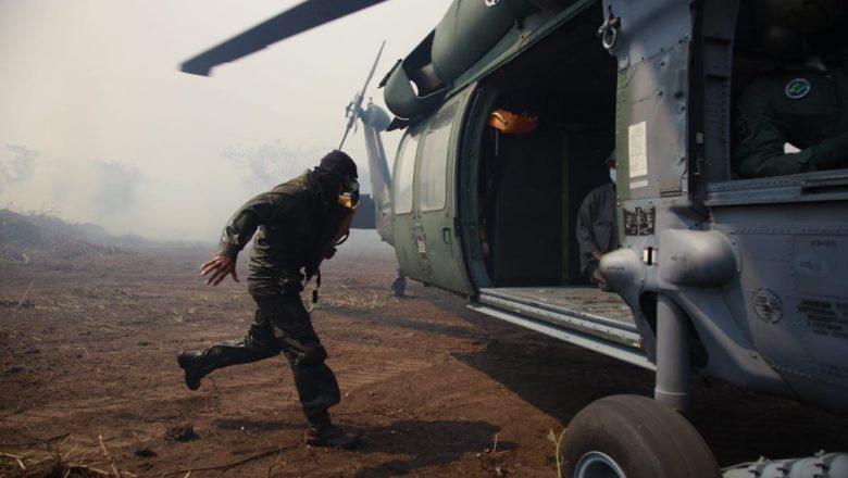 Governo vai enviar Força Nacional para combater queimadas no Mato Grosso do Sul