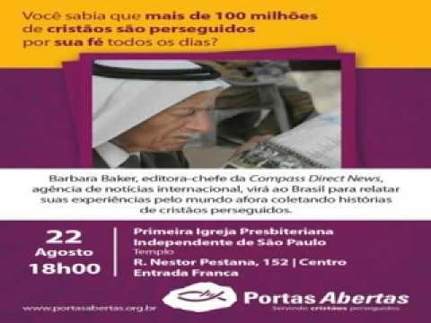 Catedral Evangélica de São Paulo – Testemunho Sobre a Igreja Perseguida Parte 4/4