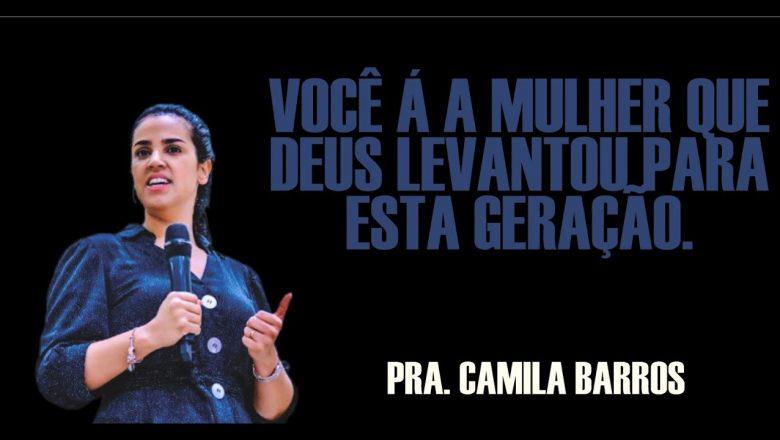 PRA. CAMILA BARROS