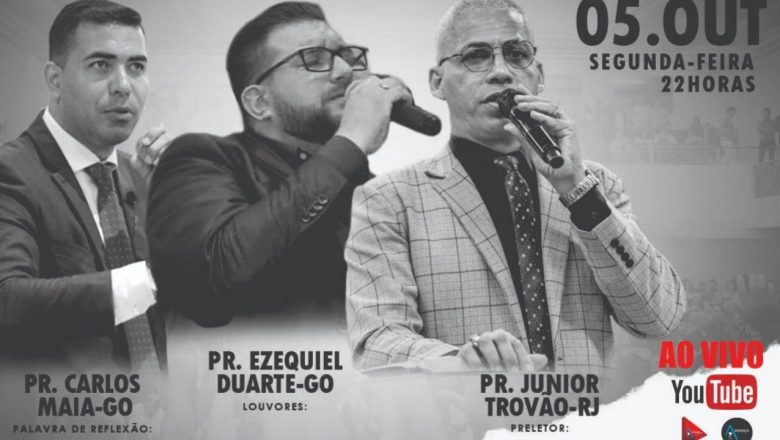 VIGÍLIA SEGUNDA DE PRIMEIRA OUTUBRO DA PROVISÃO 05/10
