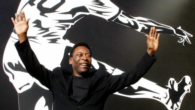 Pelé agradece mensagens de felicitação por seus 80 anos