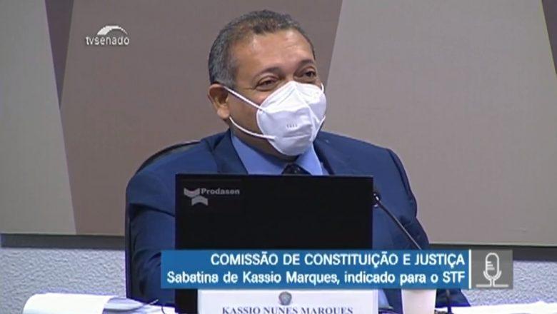 VÍDEO: 'Estado brasileiro deve inibir fake news', afirma Kassio Nunes