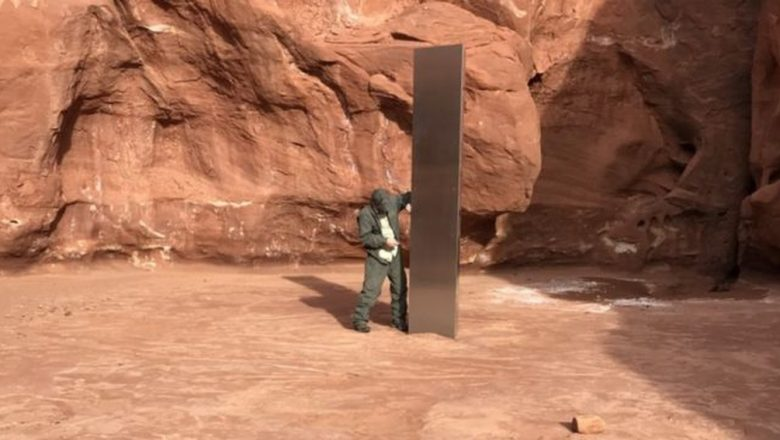 A investigação coletiva que levou os primeiros desbravadores ao misterioso monolito de Utah