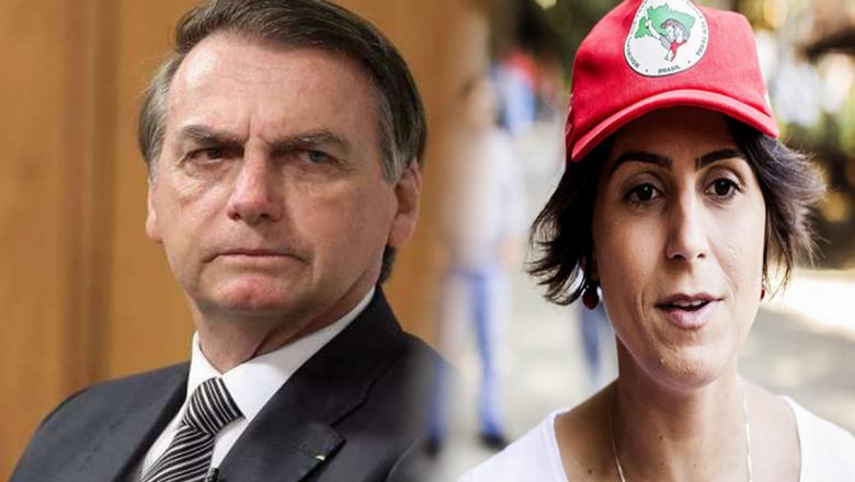 """Bolsonaro faz um forte alerta sobre candidata: """"É o fim da picada"""""""