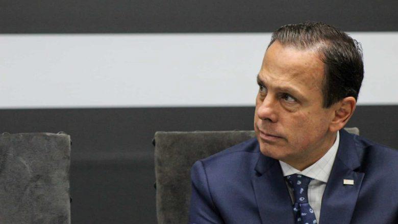Doria defende uma frente em 2022 com a centro-esquerda