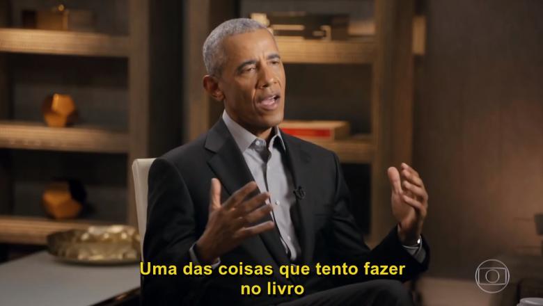 """Em seu livro, Obama trata Lula como """"mafioso político, envolvido em corrupções bilionárias"""" (veja vídeo)"""