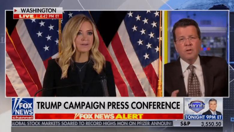 Fox News corta entrevista da porta-voz da Casa Branca