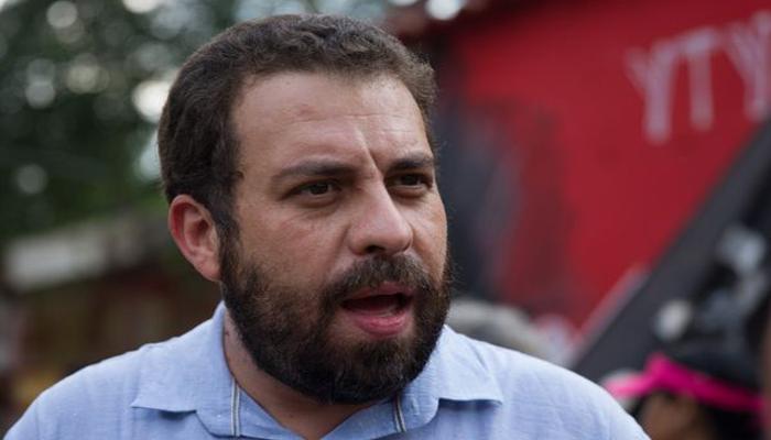 Guilherme Boulos é derrotado em São Paulo