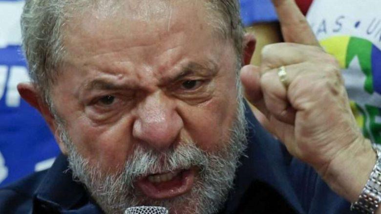 Lula diz que foi preso para que o povo não o elegesse presidente