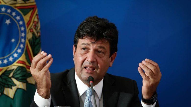Mandetta confirma que articular com Moro e Huck para construir uma candidatura à presidência em 2022