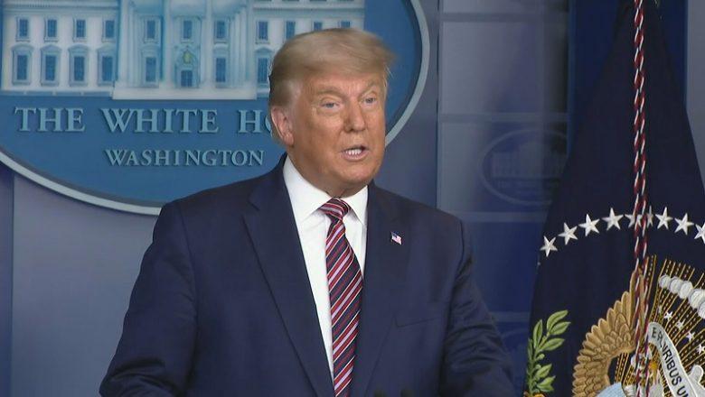 Trump garante que venceu nos 'votos legais'