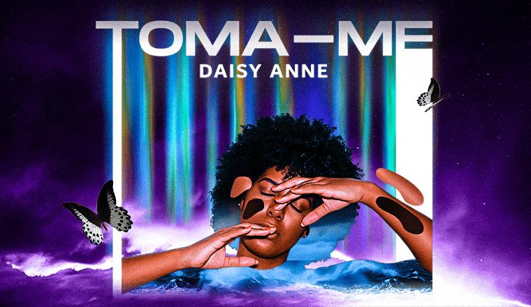 Após um hiato de mais de um ano, Daisy Anne volta ao cenário musical gospel com o seu novo single -Toma-me.
