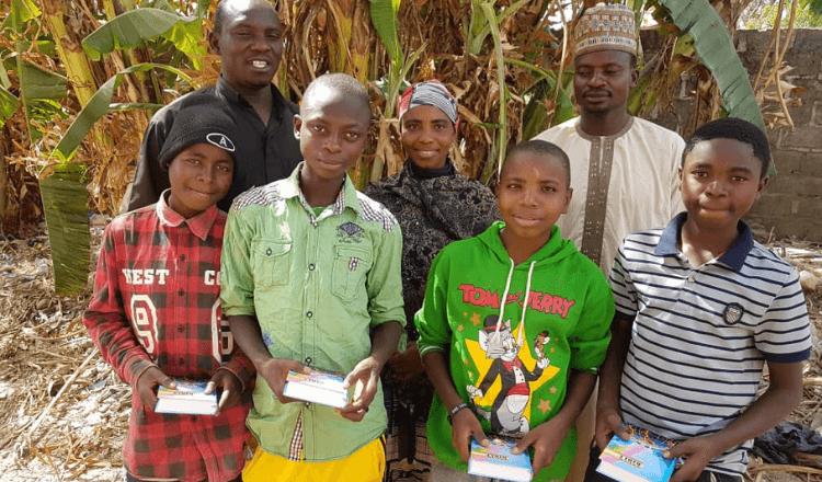 Cristãos sequestrados recebem ajuda na Nigéria