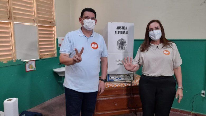 Josiel, do DEM, e Dr. Furlan, do Cidadania, vão disputar o 2º turno em Macapá