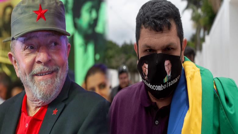 Lula: condenado em 2º Instância, livre; Eustáquio: investigado, preso
