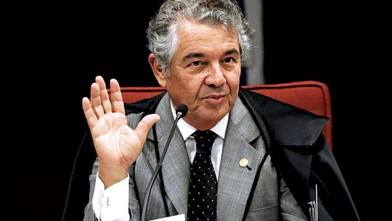 Marco Aurélio vota contra reeleição de Alcolumbre e Maia