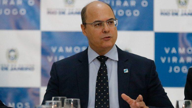 Moraes suspende depoimento de Witzel no processo de impeachment