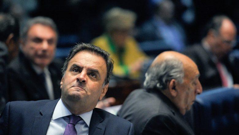 MP denuncia Aécio Neves e outras 15 pessoas por crimes na Cidade Administrativa