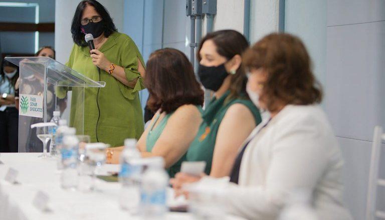 Na Bahia, Damares anuncia investimento de R$ 13 milhões em políticas públicas para mulheres