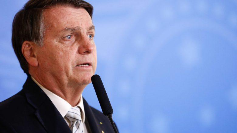 'No que depender de mim, aborto jamais será aprovado', diz Bolsonaro