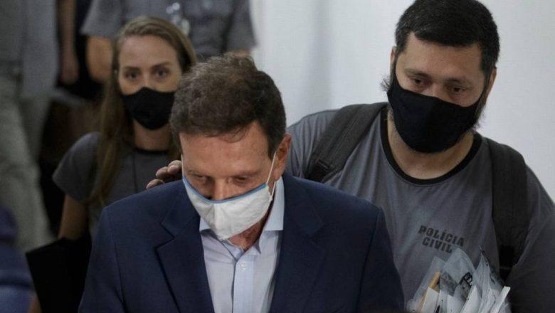 Presidente do STJ determina transferência imediata de Crivella para a prisão domiciliar