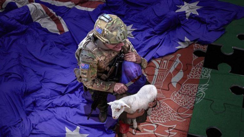 Regime chinês divulga montagem para atacar a Austrália