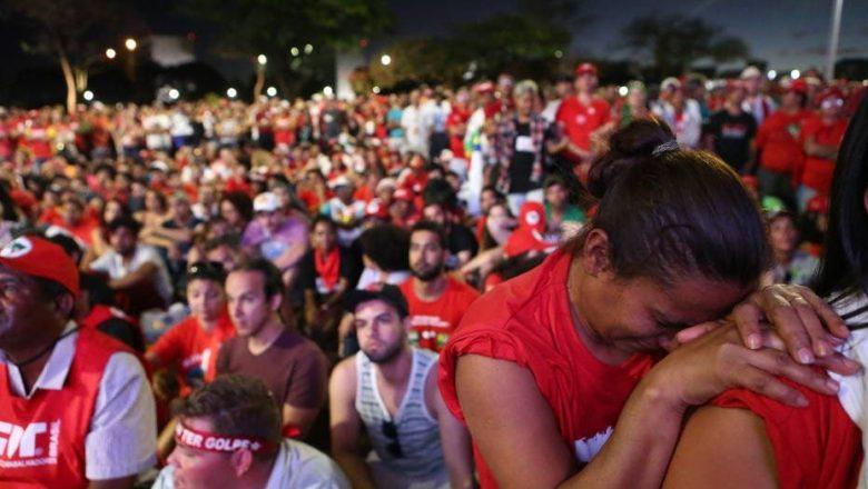 Vídeo: Esquerdistas choram nas redes sociais após derrota de Guilherme Boulos e Manuela d'Ávila