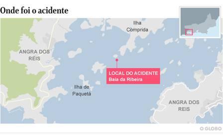 Acidente entre lanchas deixa quatro mortos em Angra dos Reis, incluindo uma criança – Jornal Extra